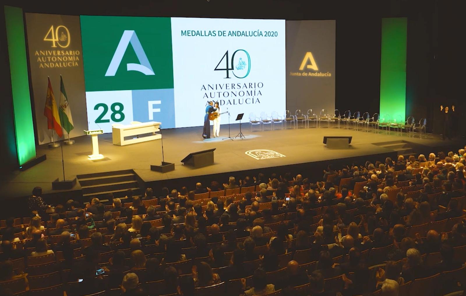 Freebox supera con nota el objetivo de modernizar el Día Grande de Andalucía