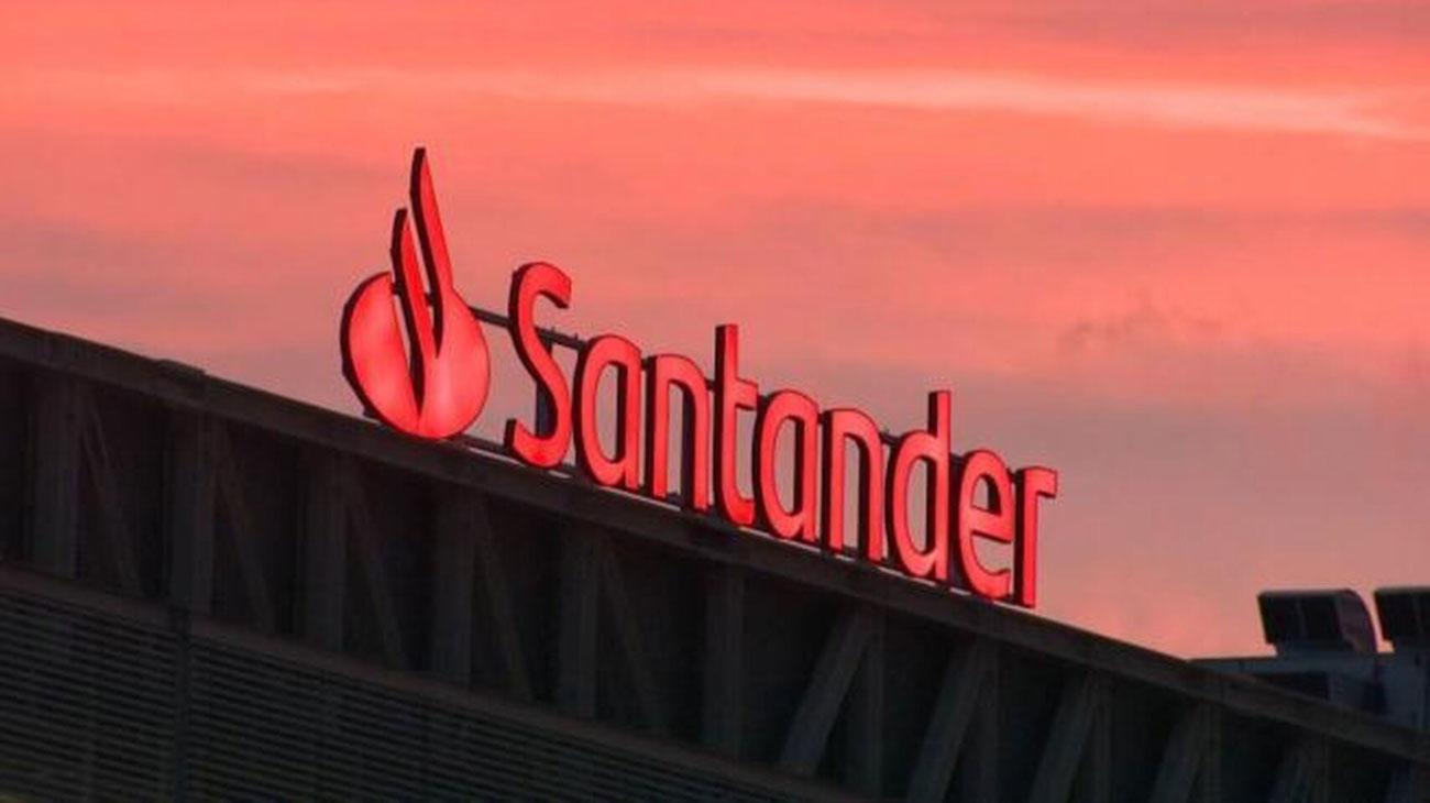 La doble apuesta de Banco Santander